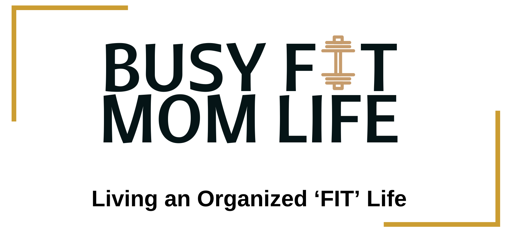 Busy Fit Mom Life